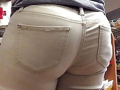 Shorty VPL Phat Booty Jeans Montage