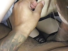Youthfull 20yo biotch sucks off BBC in hotel