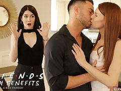 Homies With Benefits The One With Monica And Rachel - S4:E1